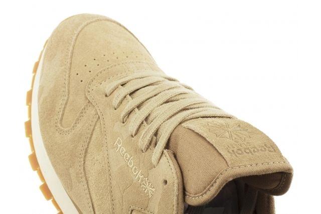 Reebok Classic Leather Embossed Camo Sandtrap
