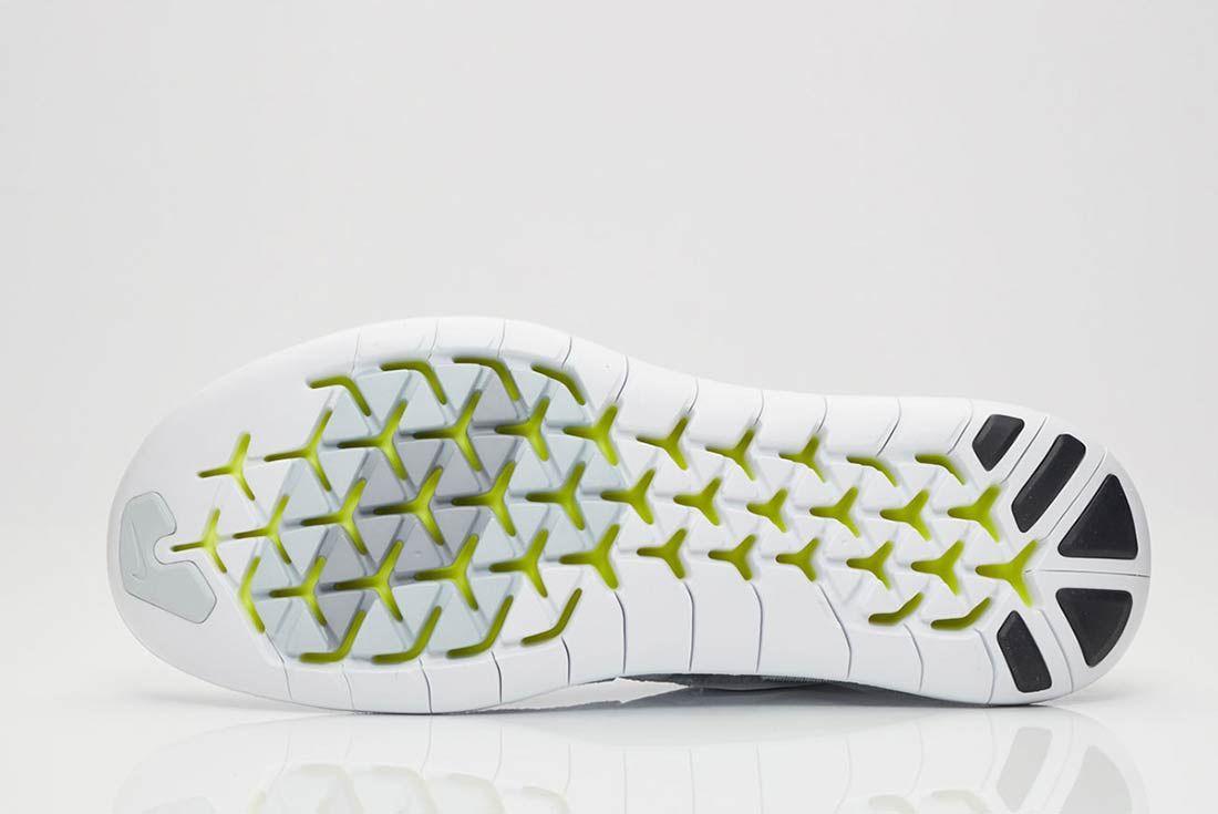 Nike Free Rn Motion 2017 Flyknit Whitegrey 6