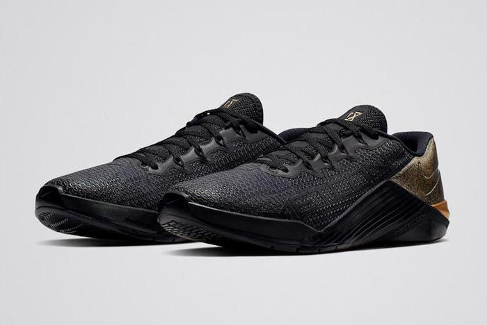Nike Metcon 5 Medal Strong Pack Gold Mens Pair