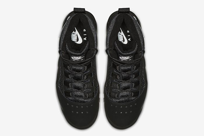 Nike Air Darwin Black White 2018 3