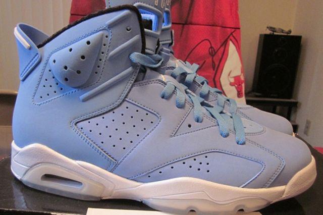 Air Jordan 6 Pantone 2