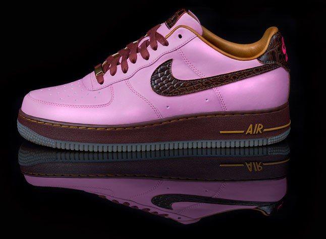 Nike Air Force 1 Nsw Id Bespoke 2