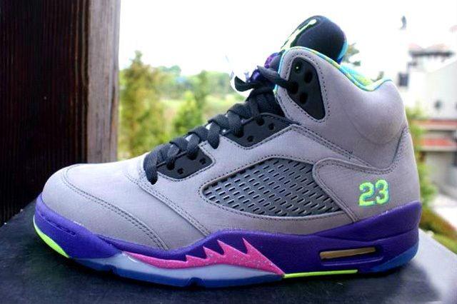 Proceso de fabricación de carreteras bofetada Cantina  Air Jordan 5 (Fresh Prince Of Bel Air) - Sneaker Freaker