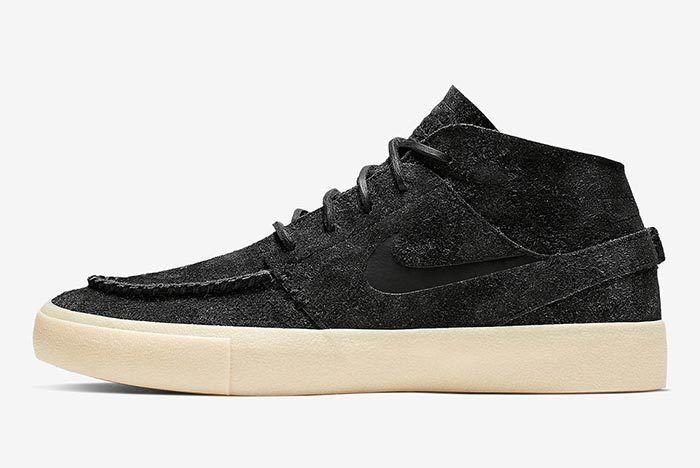 Nike Sb Janoski Mid Black 1