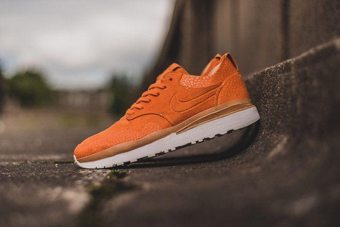 Nike Air Safari Royal Orange 8
