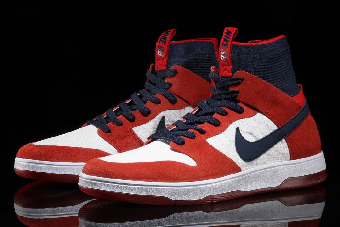 Nike Sb Zoom Dunk High 2