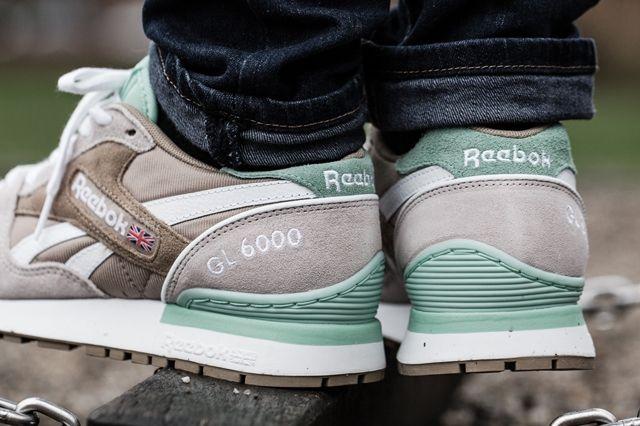 Reebok Gl 6000 Wmns Colour Fade 1