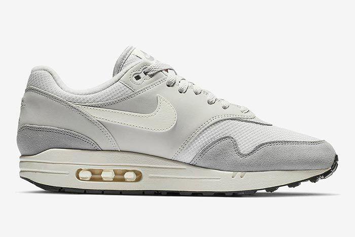 Nike Air Max 1 Grey White 3
