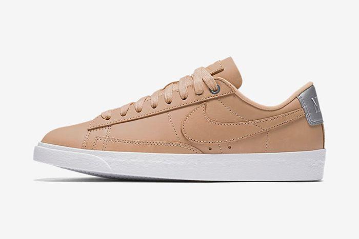 Nike Blazer Low Vachetta Tan 1