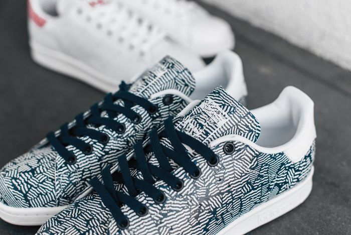 Adidas Stan Smith Crackle Pack 1