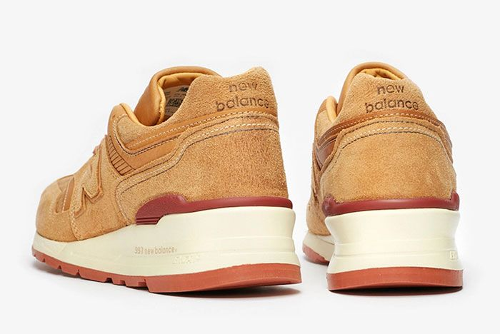 Red Wing Shoes New Balance 997 M997 Rw Heels