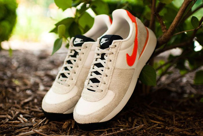 Nike Lava Dome Ultra 2016 Grey Orange 1