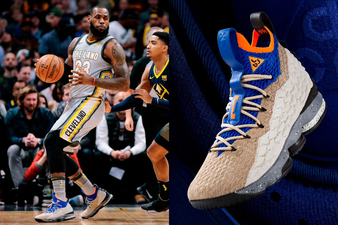 Nike Lebron Watch 3