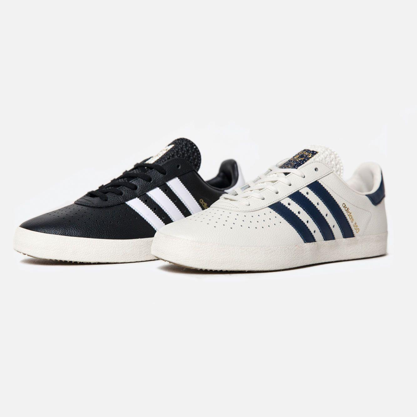 Adidas Originals Spezial 350 Black Gram