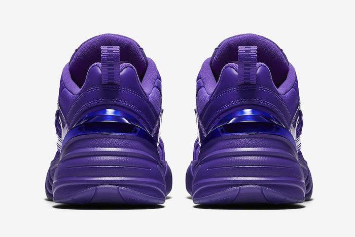 Nike M2K Tekno Hyper Grape Heels