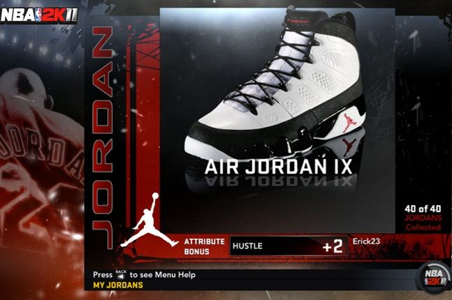 Jordan Nba 2K11 Ix 1
