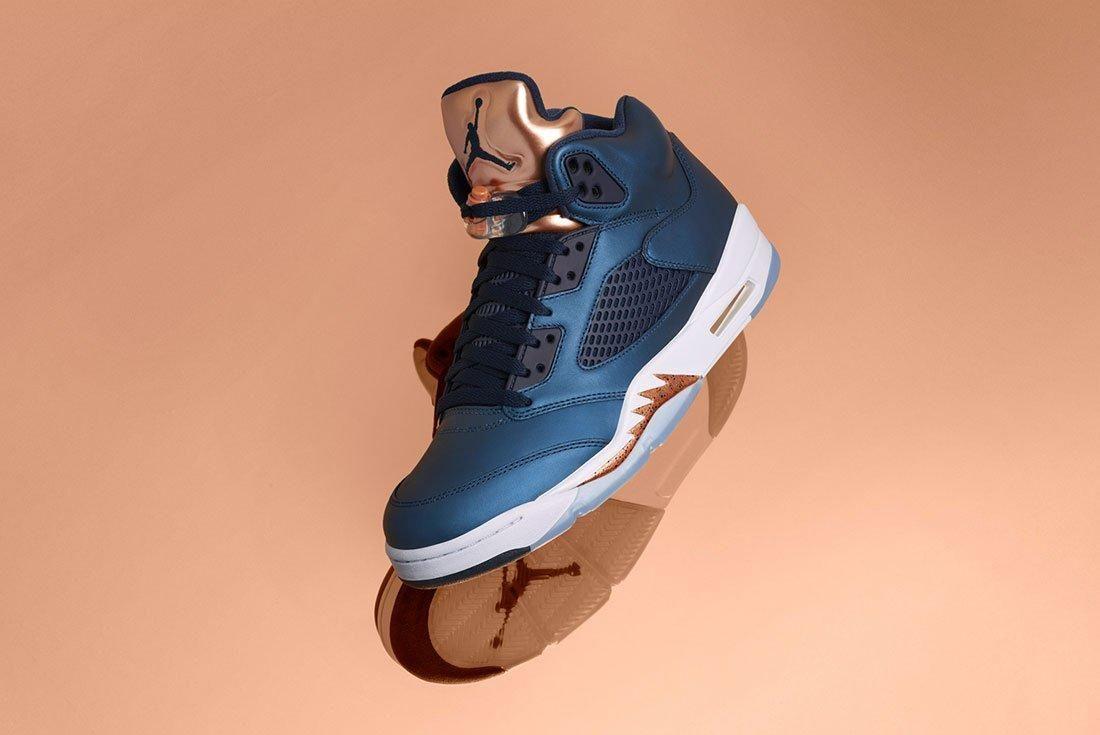 Air Jordan 5 Bronze 2