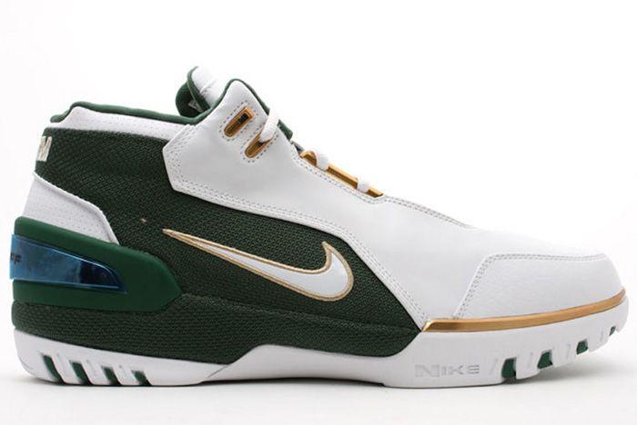 Nike Air Zoom Generation Green