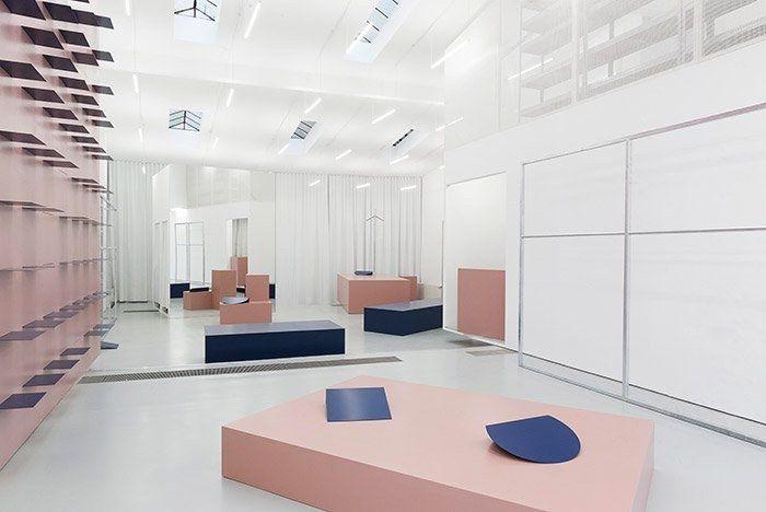 Adidas No74 Store Berlin 1
