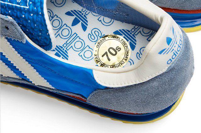 Adidas Sl 72 Vintage Air Force Blue 6