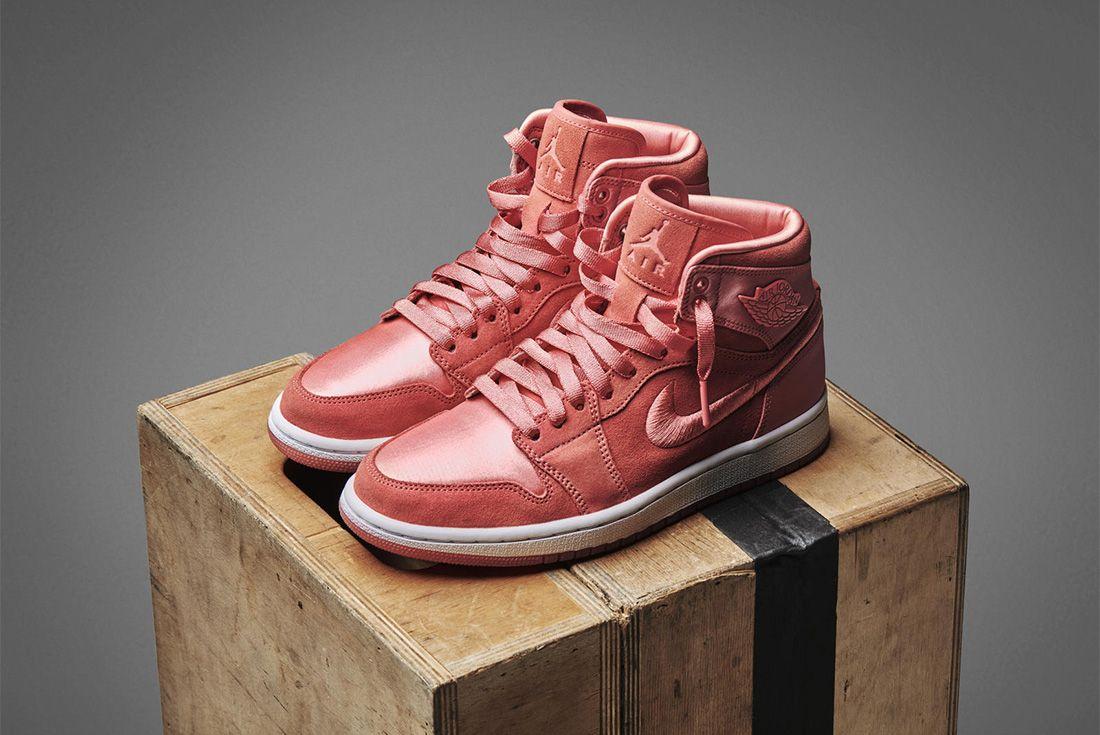 Sneaker Freaker Jordan Brand Ho17 Jd Jsw Womens Soh Aji Sun Blush