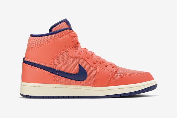Air Jordan 1 Turf Orange Medial