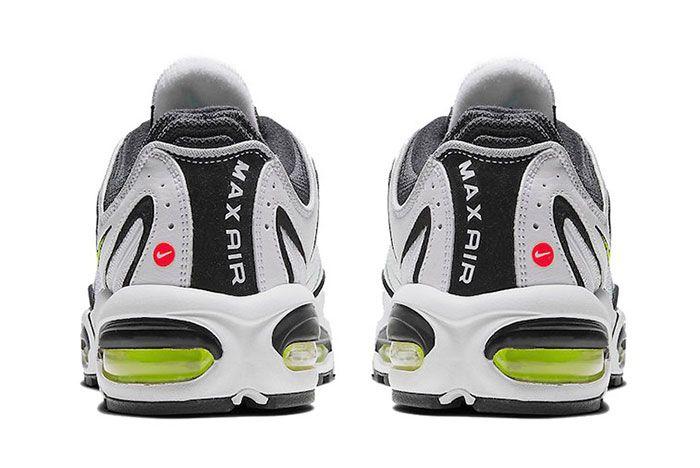 Nike Air Max Tailwind 4 Volt Heel