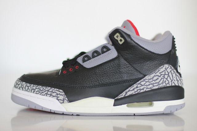 6 Kicks Ben Baller Air Jordan 3