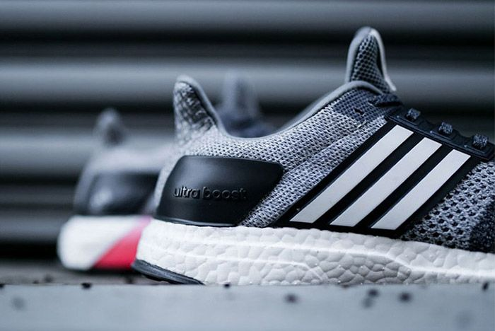 Adidas Ultra Boost St Grey Pink 4