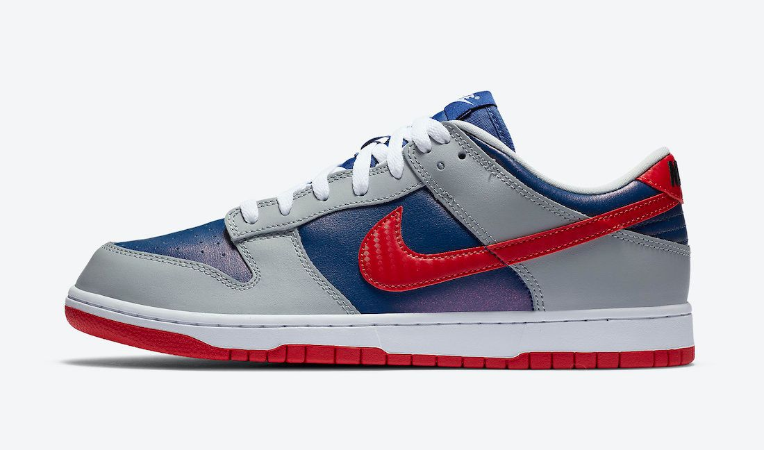 Nike Dunk Low Samba Left