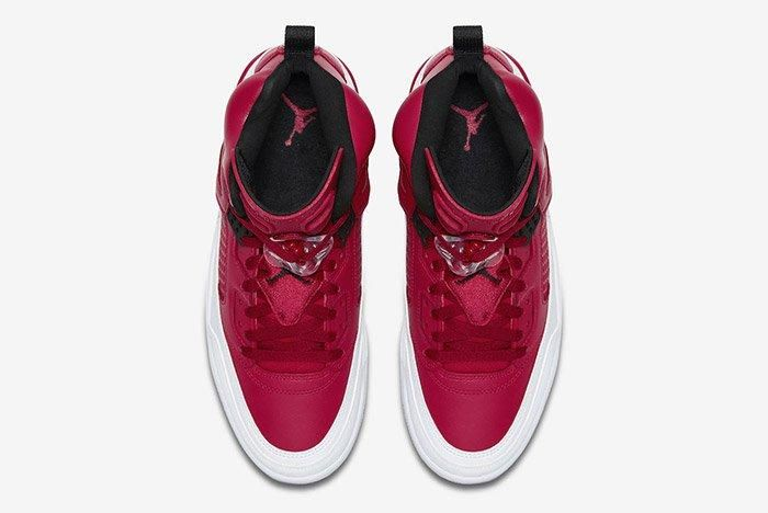 Air Jordan Spizike Gym Red White 4