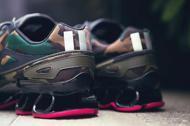 Raf Simons X Adidas 7 Fall Winter Bounce Sneakers 7