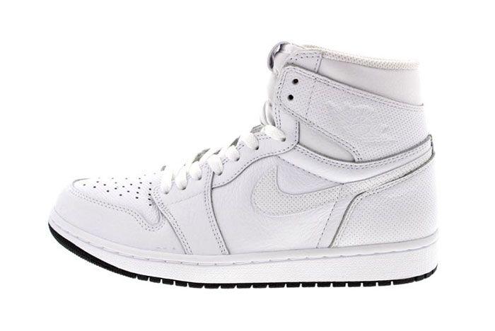 Air Jordan 1 Retro Og High White Perf 4