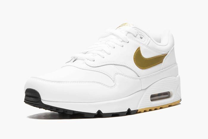 Nike Air Max 90 1 White Gold 4