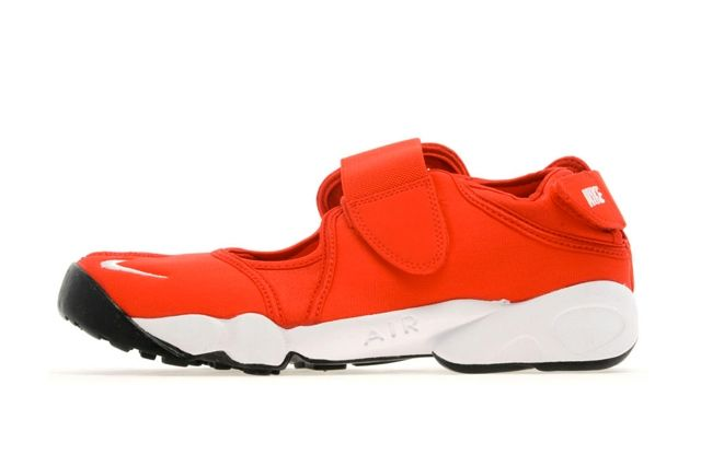 Nike Air Rift Red Jd Sports Exclusives 2
