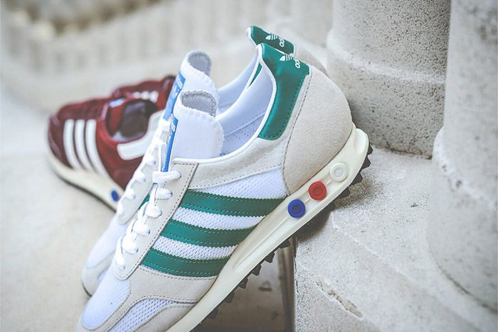 Adidas Made In Germany La Trainer Billys 4