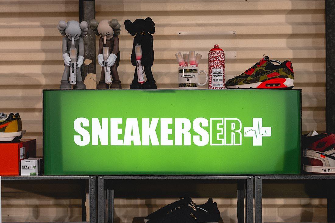 Sneakerness London Event Recap Kaws Dolls
