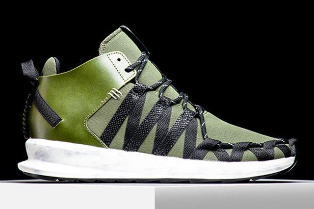 Adidas Sl Loop Moc Olive 02