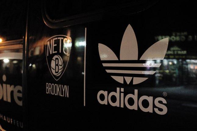 Adidas Party Brooklyn Nets 1