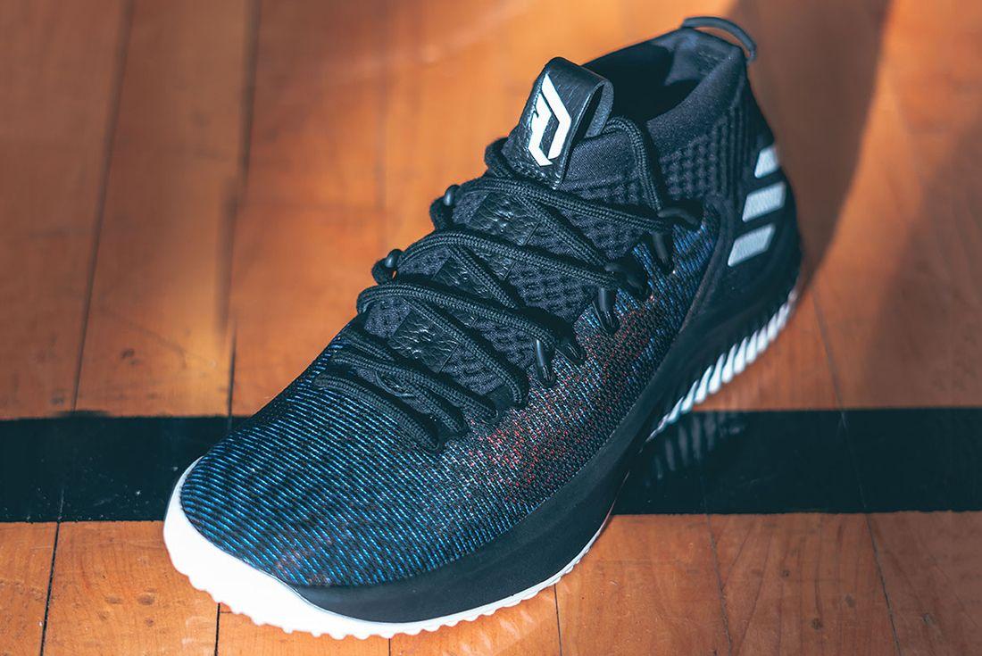 Adidas Dame 4 Static 2