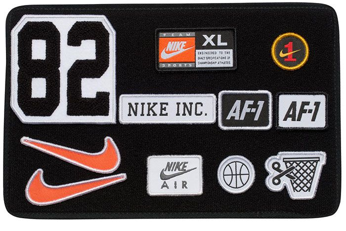 Nike By You Cbb2019 Af1 Nike Patch 1 Re Hd 1600