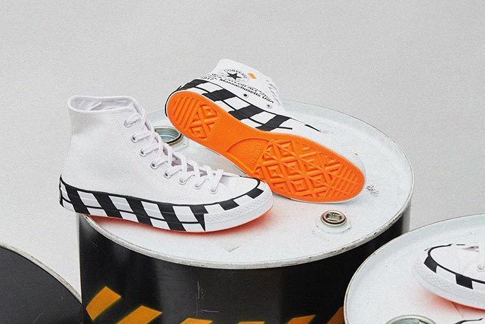 Off White Converse Chuck 70 Look 7