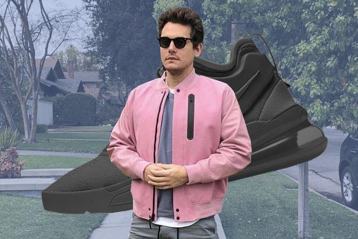 John Mayer Sneaker Of The Summer