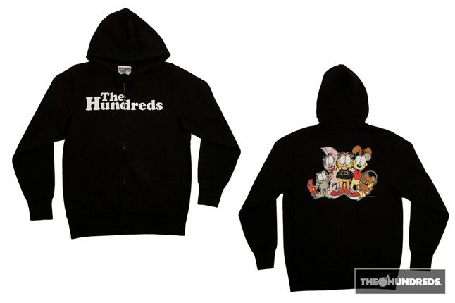 Garfield The Hundreds 3 1