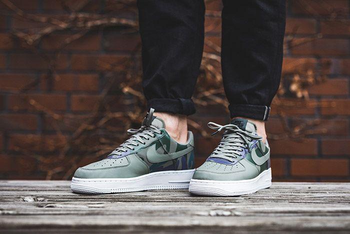 Nike Af1 Camo Sneaker Freaker