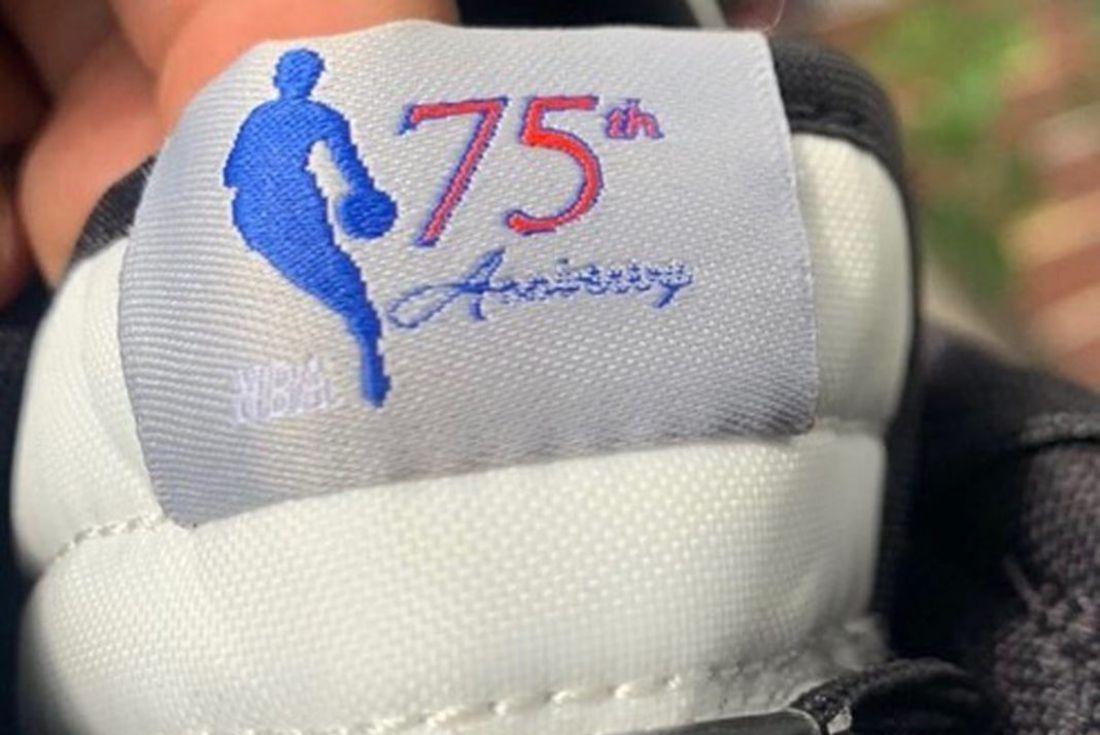 NBA x Nike Dunk Low EMB '75th Anniversary' leak