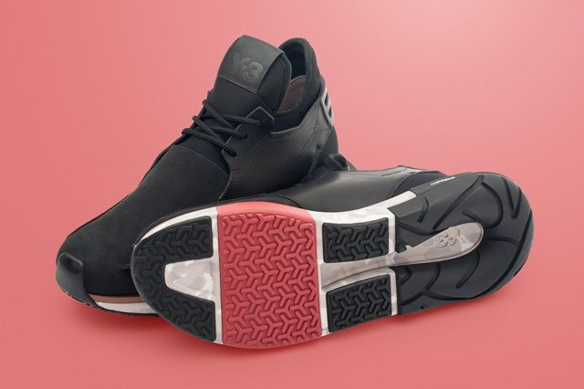 Y 3 Fall 2014 Hayex Low Black Red Camo 3