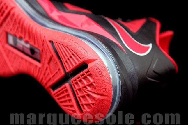 Lebron X Miami Heat 1