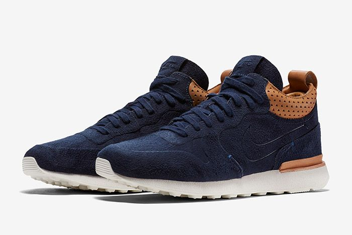 Nike Internationalist Mid Royal Navy Blue 4