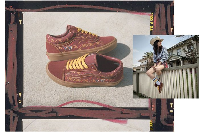 Vivien Westwood Vans Lookbook3 Old Skool